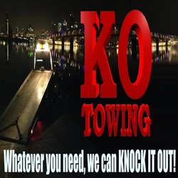 K O Towing -koheader pic